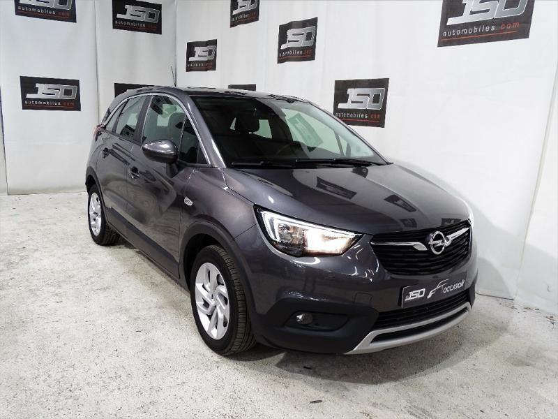 Photo 1 du véhicule OPEL Crossland X 1.5 D 120ch Innovation BVA Euro 6d-T