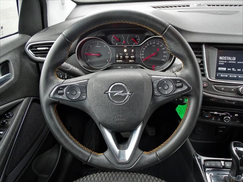 Photo 9 du véhicule OPEL Crossland X 1.5 D 120ch Innovation BVA Euro 6d-T