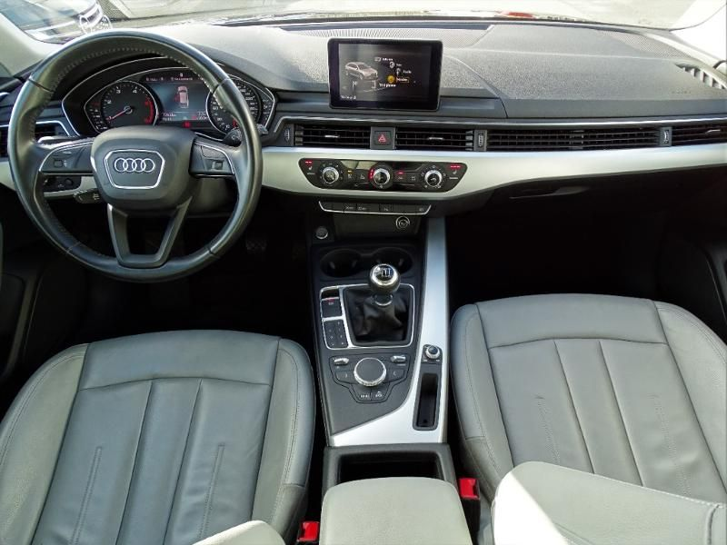 Photo 4 du véhicule AUDI A4 Avant 2.0 TDI 150ch ultra Business line